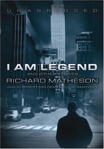 I am legend book report