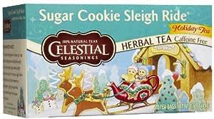 Celestial Seasonings Sugar Cookie Sleigh (3 Pack)