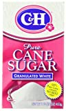 C&H Pure Cane Granulated White Sugar, 1 lb