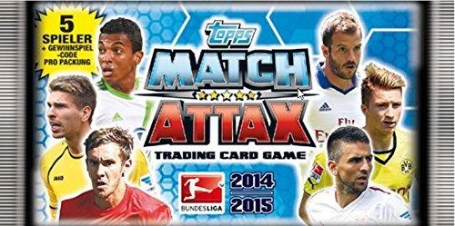 Match Attax Bundesliga Saison 2014/2015 Booster