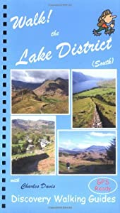 Walk! the Lake District South: 1, Charles Davis