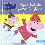 Peppa fait du patin � glace