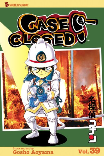 Case Closed, Vol. 39 (Case Closed (Graphic Novels))
