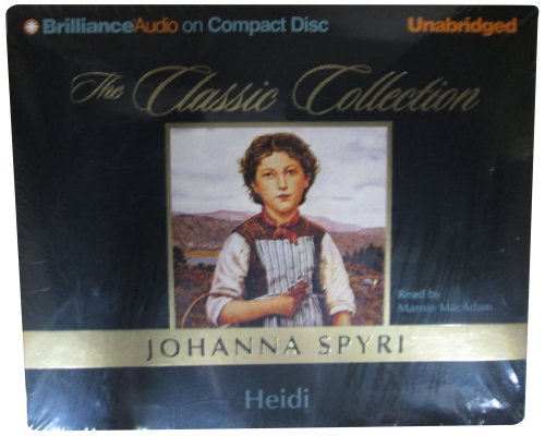 Heidi (Classic Collection (Brilliance Audio))