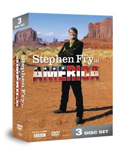 Stephen Fry In America Triple Pack [DVD]