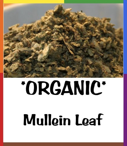 100% Organic Dried Mullein Leaf 1 Ounce