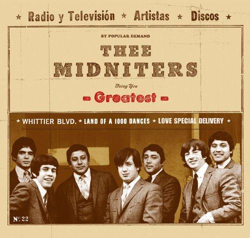 Thee Midniters - Greatest - Zortam Music