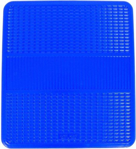 未来科学 砂や泥などの座席の足元の汚れ防止に! エースマット Sサイズ(40×45cm) ブルー T-501