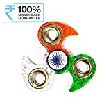 #5: Ebiz Indian Flag Metal Hand Spinner Toy ( Limited Edition Independence Special )