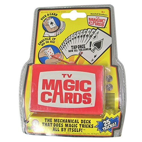 Nowstalgic Toys TV Magic Cards - 1