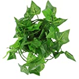 Umiwe(TM) About 2 M (6 Ft) Long Silk English Ivy Garland Wedding Artificial-Green With Umiwe Accessory Peeler