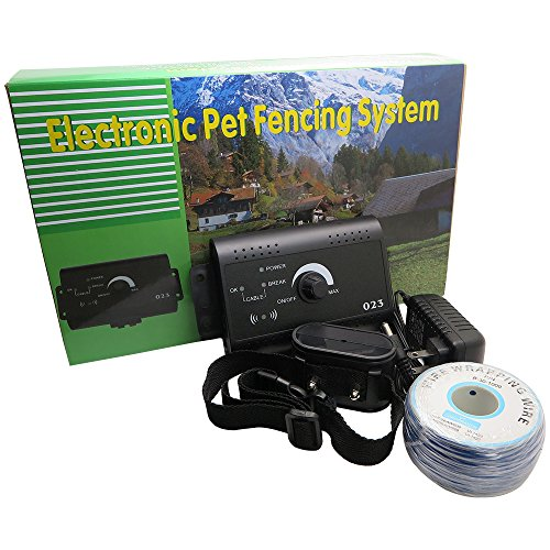 High Performance Electronic Pet Fencing System Dog Fence