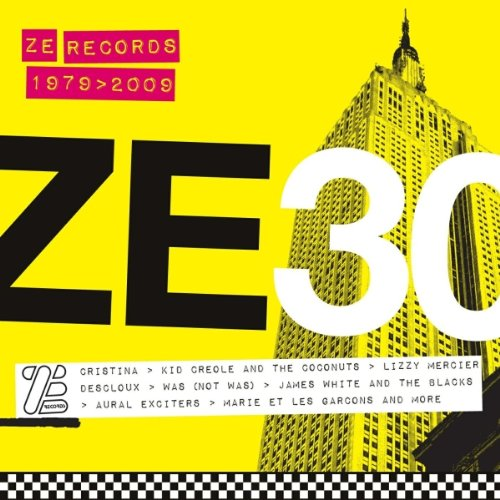 Ze-30-Ze-Records-Story-1979-2009-12-inch-Analog-Various-Artists-LP-Record