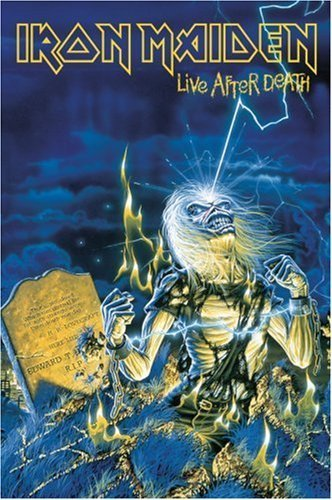 Iron Maiden: Live After Death by Universal Music (Iron Maiden Live After Death Dvd compare prices)