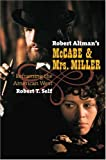 img - for By Eileen K. Schofield Robert Altman's McCabe & Mrs. Miller: Reframing the American West (1st First Edition) [Hardcover] book / textbook / text book