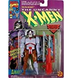 "Evil Mutant 5"" Ahab Action Figure with Harpoon Shooting Gun! - The Uncanny X-Men"