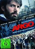 Argo - Cover der DVD des Oscar-prämierten Affleck-Filmes