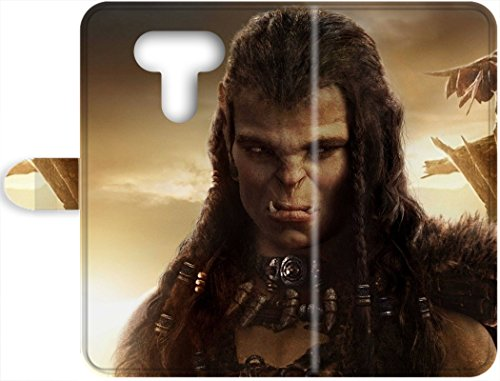 new-style-leather-case-cover-warcraft-poster-draka-lg-g5-phone-leather-case