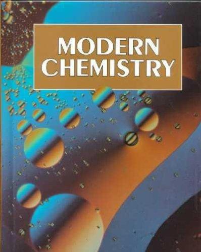 Modern Chemistry, 1993