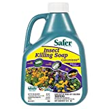 Safer Brand 5118 Insect Killing Soap - 16-Ounce Concentrate