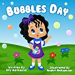 Bubbles Day-childrens book for ages 1-3