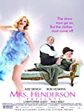 Mrs. Henderson Presents [HD]