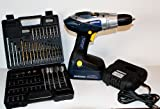 18v (1.5ah) Ni-cad Cordelss Drill with 57 Accessories
