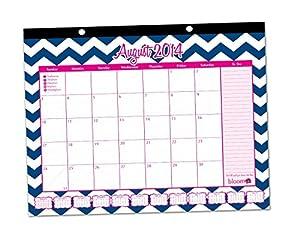 Amazon bloom daily planners 2015 16 Academic Year Desk Calendar