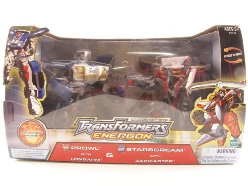 transformers-energon-prowl-w-longarm-starscream-w-zapmaster-sams-club-exclusive-by-hasbro