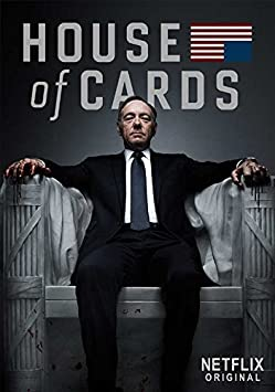 House of Cards (TV) Movie Poster 27 x 40 Style A 2014 Unframed