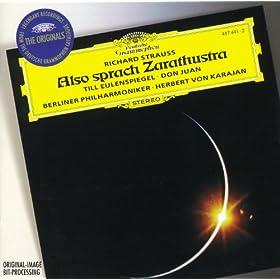 R. Strauss: Also sprach Zarathustra, Op.30 - Prelude (Sonnenaufgang)