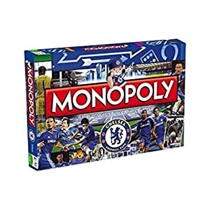 """Winning Moves """"Chelsea F.C."""" Monopoly Board Game by Winning Moves"""