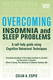 Overcoming Insomnia and Sleep Problems: A Books on Prescription Title