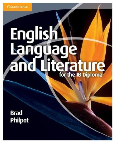 English Language & Literature For The Ib Diploma
