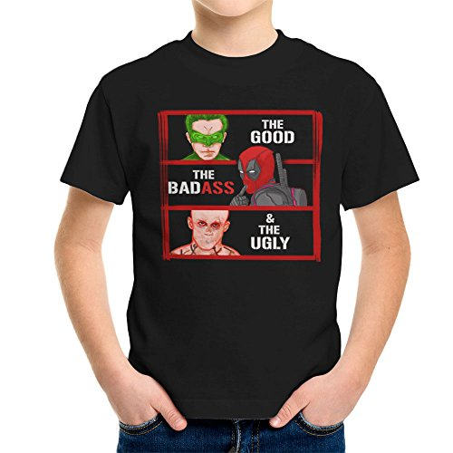 the-good-the-bad-ass-and-the-ugly-ryan-reynolds-green-lantern-deadpool-kids-t-shirt