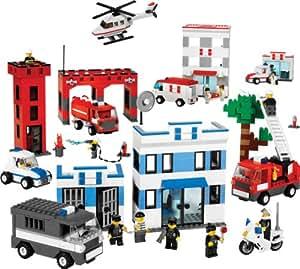 LEGO Education Rescue Services Set 779314 (1,490 Pieces)