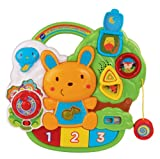 Lil' Critters Crib-to-Floor Activity Center