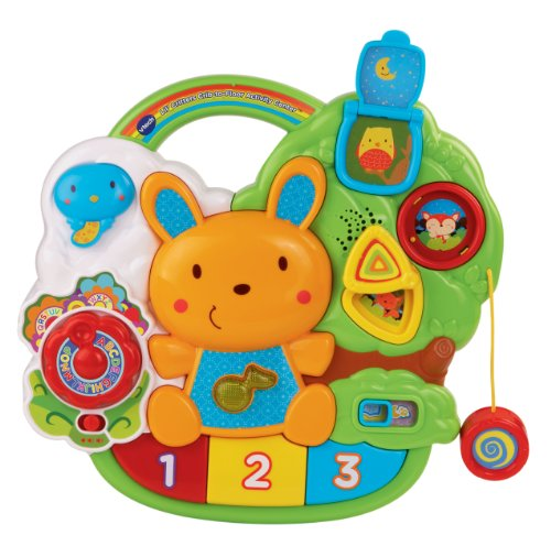 VTech Baby Lil' Critters Crib-to-Floor Activity Center - 1