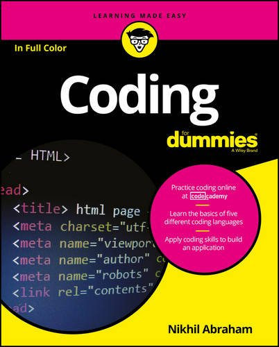 Coding For Dummies (For Dummies (Computer/Tech)) (Learn To Program Javascript compare prices)