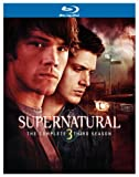 Supernatural: Complete Third Season (3pc) (Ws) [Blu-ray] [Import]