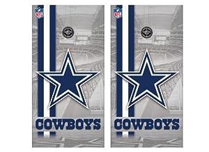 NFL Dallas Cowboys Cornhole Shield by Wild Sports