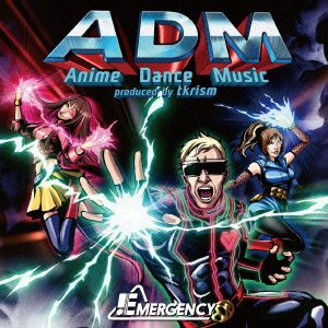 ADM - Anime Dance Music produced by tkrism -