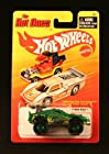 STING ROD (GREEN) * The Hot Ones * 2011 Release of the 80's Classic Series - 1:64 Scale Throw Back HOT WHEELS Die-Cast Vehicle