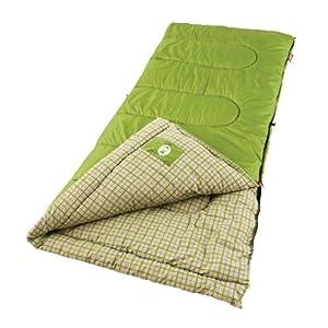 @@Best Sale Coleman Green Valley Cool-Weather Sleeping