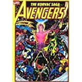 Avengers: The Korvac Saga (0871357607) by Jim Shooter