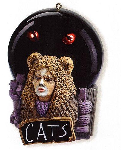 Carlton Heirloom Cats The Musical Christmas Ornament #CXOR-126R