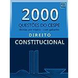 2000 Questões do CESPE de Direito Constitucional
