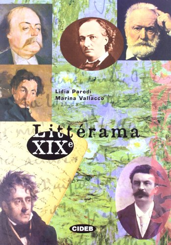 Litterama Xix+cd (Litterature) (French Edition)