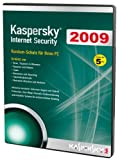 Software Kaspersky Internet Security 2009 5User DVD