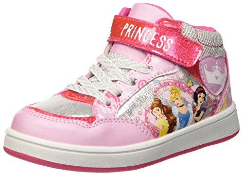 walt-disney-ninas-scarpa-sneaker-zapatos-de-bebe-rosa-size-26
